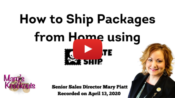 Training Video - Mailing Packages from Home