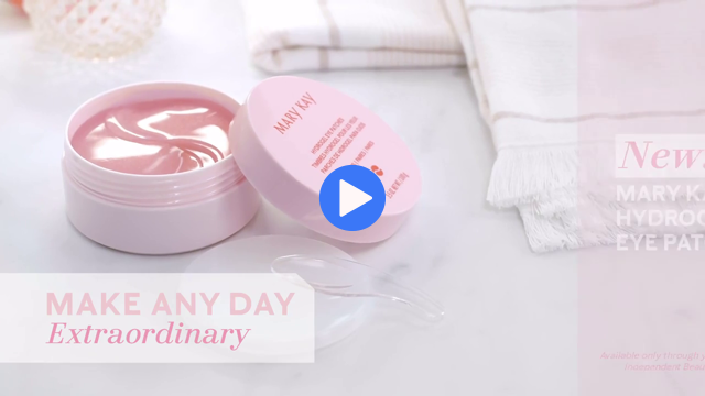 Mary Kay Hydrogel Eye Patches Promo.mp4